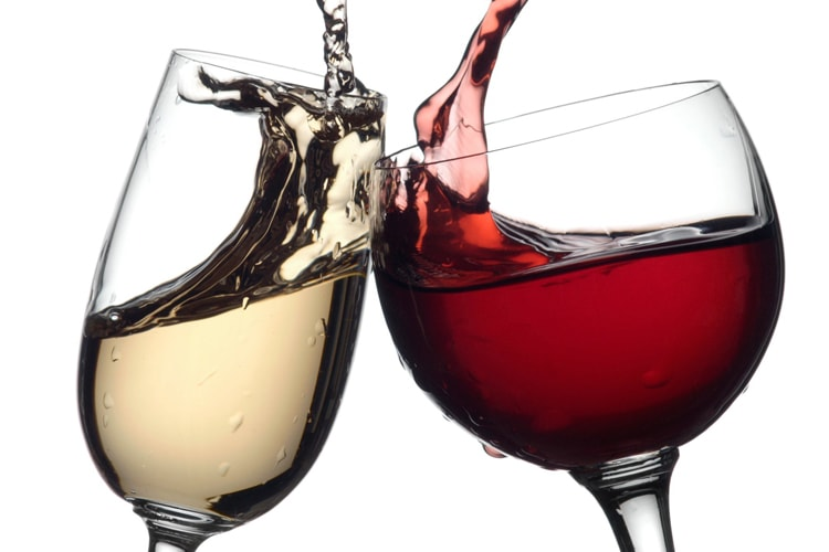 wine effects gout