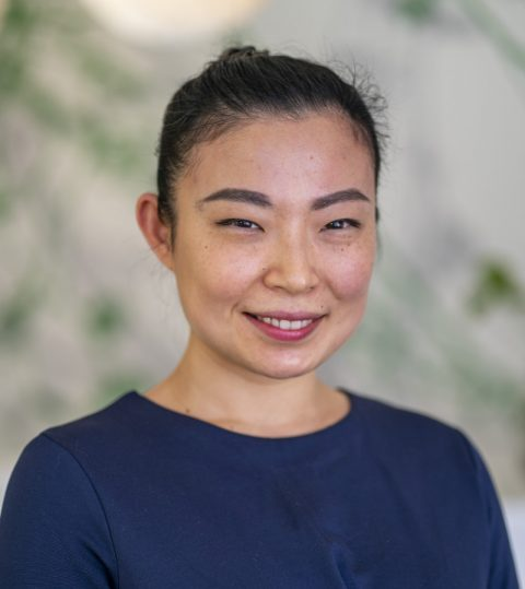 Dr Jingjing Yu our practitioner team img