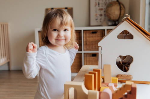 The most important stage of life is developing as a child